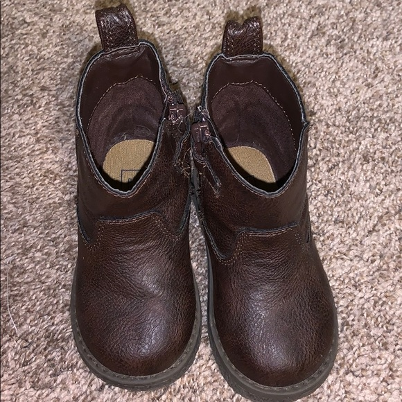 GAP Other - Toddler Leather Boots *final price*